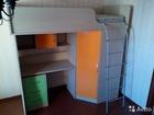 Смотреть фотографию Детская мебель Детский уголок с кроватью 38999027 в Новороссийске