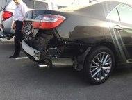 Продам авто Toyota camry 3. 5 2016год пробег 19000 машина застрахована по каско