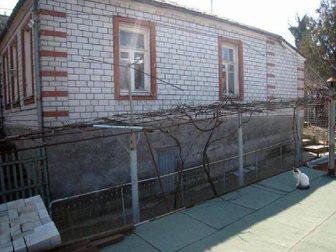 Смотреть изображение Продажа домов Дом 60 м, кв, на участке 4, 5 сот, в Новороссийске , центр 32762522 в Новороссийске