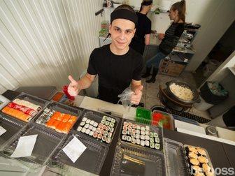 Новое изображение  Суши маркет или суши бар под ключ 33920026 в Новороссийске