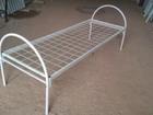 Уникальное фотографию Мебель для дачи и сада Кровати металлические в Новошахтинске 38544152 в Новошахтинске