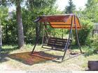 Новое изображение Строительные материалы Качели для сада с металлическим корпусом Новошахтинск 41364131 в Новошахтинске