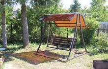 Садовые, разборные качели в Новошахтинске