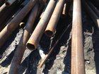 Фотография в Строительство и ремонт Строительные материалы Продам трубу 89*4, 5, бу, длина около 3м, в Новосибирске 200