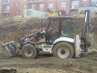 Новое фото  услуги экскаватора погрузчика, бетонолом 32811734 в Новосибирске