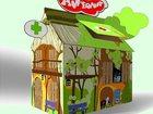 Фотография в Для детей Детские игрушки Дон Картон - картонные детские дома для игры в Новосибирске 3250