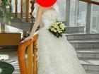 Изображение в Одежда и обувь, аксессуары Свадебные платья продам свадебное платье, в отличном состоянии, в Новосибирске 5000