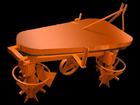 Свежее фото Почвообрабатывающая техника Плуг Роторный с Карданным Валом 33558155 в Новосибирске