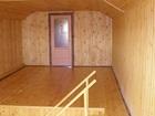 Смотреть изображение  Отделка и ремонт бань, дач,домов, Услуги плотника, Обшивка вагонкой 35754260 в Новосибирске