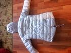 Фотография в   Куртка в хорошем состоянии, носила всего в Новосибирске 800