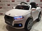 Фотография в Для детей Разное Продаем новый детский электромобиль ауди в Новосибирске 11500