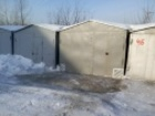 Фотография в   Продам железный гараж с местом, размер 3*6, в Новосибирске 55000