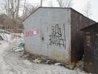 Фотография в Недвижимость Гаражи, стоянки Металлический гараж 28 кв м (ширина 4 м длинна в Новосибирске 100000