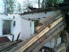 Фото в Строительство и ремонт Другие строительные услуги Произведем демонтаж - снос ветхих деревянных в Новосибирске 2500