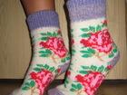 Смотреть foto  Предлагаю шерстяные носки оптом 39016349 в Новосибирске