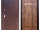 Скачать бесплатно фотографию  Продам металлическую входную дверь Зевс 4 40253756 в Новосибирске