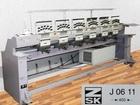 Скачать бесплатно изображение Разное Промышленная вышивальная машина ZSK JF 0611-400 45754943 в Новосибирске