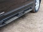 Просмотреть фотографию  Пороги на автомобиль пластик, металл, Sorento Largus Mitsubishi L200 Terrano Duster Hilux 60726502 в Новосибирске