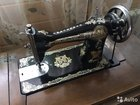 Швейная машинка Butterfly 1950 года