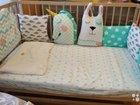 Кровать детская с матрасом, Икеа