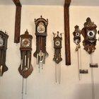 Настенные и каминные часы