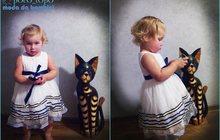 Праздничное платье для девочки от 1, 5 до 4-х лет