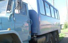 Вахтовый автобус на базе шасси Урал-4320 с хранения