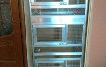 Продам клетку для грызунов(мелких животных) 3 этажа