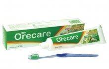 зубная паста с зуб, щеткой