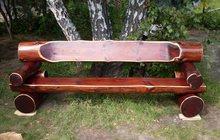 Рубленная мебель