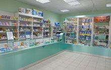 Аптека в самом центре
