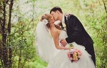 Пышное свадебное платье to be bride