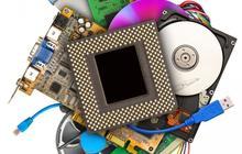 Недорогие б/у комплектующие для ноутбуков и PC