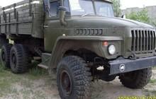 Грузовой автомобиль Урал 4320 бортовой (шасси) с хранения