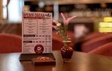 Посетите ресторан PapaGoga в Новосибирске