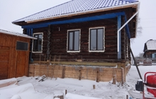 Подниму дом, Ремонт фундамента