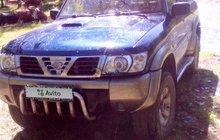 Nissan Patrol 2.8МТ, 1999, внедорожник