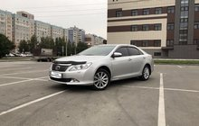 Toyota Camry 2.5AT, 2012, седан