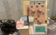 Оверлок juki suzuki baby lock япония