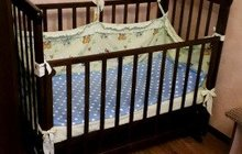 Кроватка детская затулинка