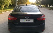 Ford Focus 1.6AMT, 2011, седан