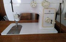 Швейная машинка чайка 142-М