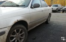 Nissan Sunny 1.5AT, 1999, седан
