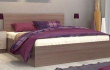 Кровать двуспальная шимо новая в упаковке