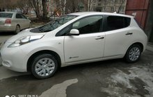 Nissan Leaf AT, 2013, хетчбэк