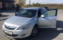 Opel Astra 1.6AT, 2011, универсал