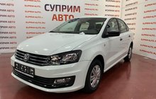 Volkswagen Polo 1.6МТ, 2019, седан