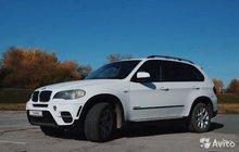 BMW X5 3.0AT, 2010, 140000км