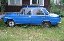 ВАЗ 2103 1.3МТ, 1978, битый, 143000км