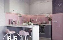 Кухонный гарнитур угловой 3.6м blum